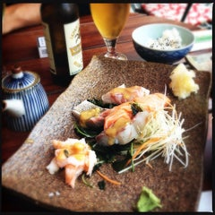 Photo taken at Gingi's Izakaya by Johannes K. on 8/25/2012