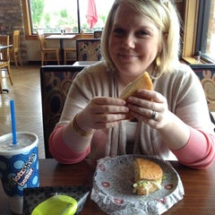 Photo taken at Schlotzsky's by Will J. on 4/6/2012