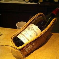 Photo taken at WINE BAR  ワイングロッサリー by Kentaro Y. on 6/21/2012