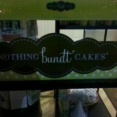 Photo taken at Nothing Bundt Cakes - Manhattan Beach by Alden Lono P. on 8/12/2012