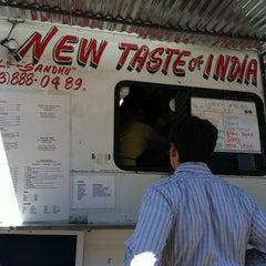 Photo taken at New Taste of India by Savannah G. on 6/14/2012