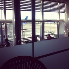 Photo taken at Aviator Lounge by Andy K. on 9/8/2012