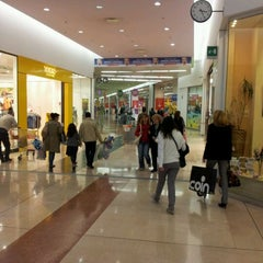 Photo taken at Centro Commerciale Auchan by Samuele B. on 4/6/2012