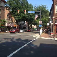 Photo taken at Old Town Alexandria by Stephanie on 5/27/2012