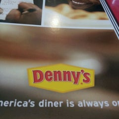 Photo taken at Denny's by Amy S. on 6/5/2012