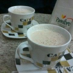 Photo taken at Pane D'oro by Ricardo M. on 7/15/2012