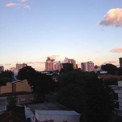 Photo taken at Villa Vergueiro Hotel by Rogério X. on 4/17/2012