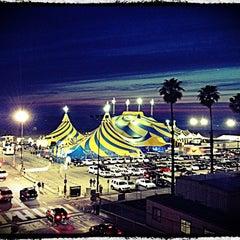 Photo taken at Ovo Cirque du Soleil by Jason P. on 3/24/2012