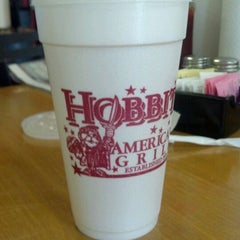 Photo taken at Hobbit American Grill by Sylvia M. on 5/24/2012