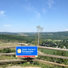 Photo taken at US 15 SB Tioga Welcome Center by David G. on 7/30/2012