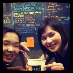 Photo taken at Udders by Noon K. on 7/8/2012