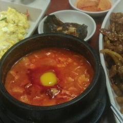 Photo taken at 소공동뚝배기 by Janice K. on 6/25/2012