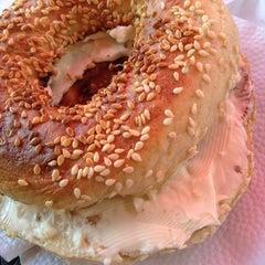 Photo taken at City Cafe Bakery by Steve K. on 8/19/2012
