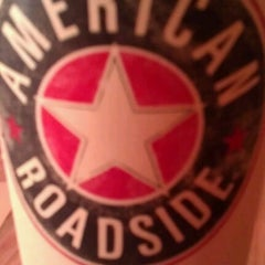 Photo taken at American Roadside Burgers by ASH on 8/3/2012