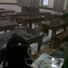 Photo taken at SMA Dwijendra Denpasar by Laras J. on 8/8/2012