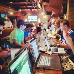 Photo taken at Cornerstone Tavern by Harry R. on 8/26/2012