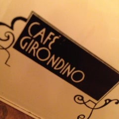 Photo taken at Café Girondino by Ailton V. on 5/6/2012