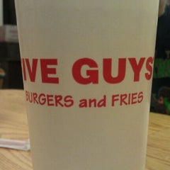 Photo taken at Five Guys by Fred C. on 2/26/2012