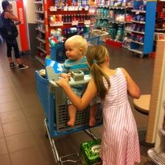 Photo taken at Albert Heijn by Dennis S. on 8/11/2012