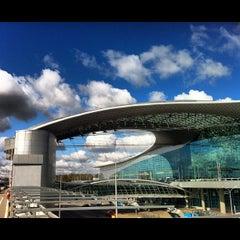 Photo taken at Терминал D / Terminal D by Rouben Y. on 4/30/2012