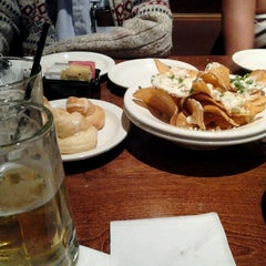 Photo taken at Hops Grill and Brewery by Holly w. on 9/13/2012