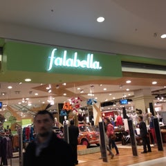 Photo taken at Falabella by Pedro M. on 7/11/2012