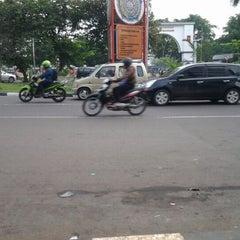 Photo taken at Toko Gunung Agung by nike on 5/1/2012