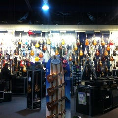 Photo taken at Guitar Center by Tommy R. on 3/31/2012