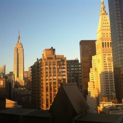 Photo taken at Union Square Ventures by Rocio D. on 3/20/2012
