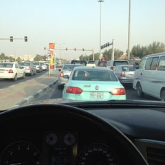 Photo taken at Ramada Intersection | تقاطع رامادا by Hanan A. on 6/13/2012