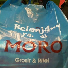 Photo taken at Moro by SS Shop on 4/15/2012