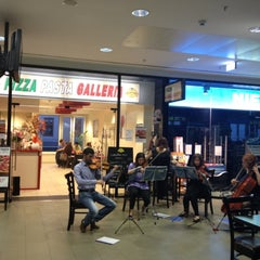 Photo taken at Pizza Galleria by Bengü K. on 5/12/2012