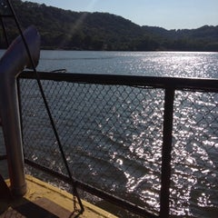 Photo taken at Anderson Ferry by Stephanie L. on 8/23/2012
