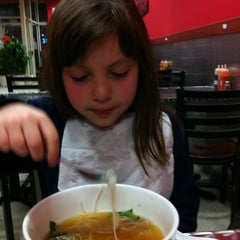 Photo taken at Pho 43 by Adam P. on 2/14/2012