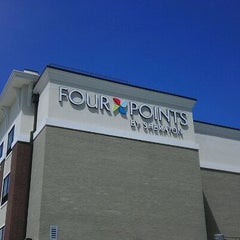Photo taken at Four Points by Sheraton by Daniel B. on 4/22/2012