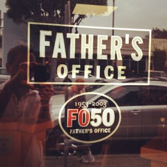 Photo taken at Father's Office by Jon F. on 6/13/2012
