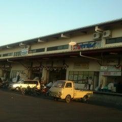 Photo taken at Terminal Cargo Bandara Juanda by Jefta H. on 8/28/2012