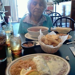 Photo taken at Los Panchos by Leon V. on 3/12/2012