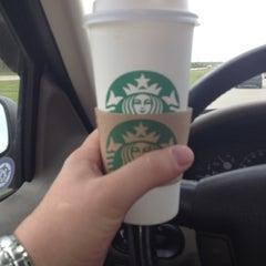 Photo taken at Starbucks by Boz on 4/25/2012