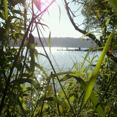 Photo taken at Idylwood Park by Oksana K. on 8/31/2012