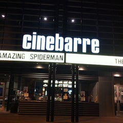 Photo taken at Cinebarre by T A. on 7/23/2012