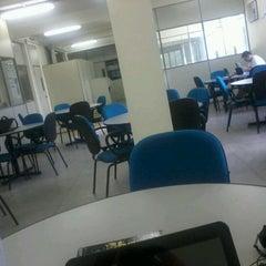 Photo taken at Universidade Estácio de Sá by Paulo M. on 5/11/2012