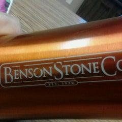 Photo taken at Benson Stone Company by Sam M. on 8/7/2012