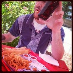 Photo taken at Sara's by Anthoni R. on 6/23/2012