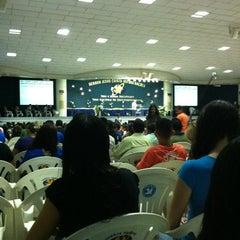 Photo taken at Igreja da Paz by Paulo V. on 5/8/2012
