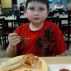 Photo taken at CiCi's Pizza by Debbie G. on 6/8/2012