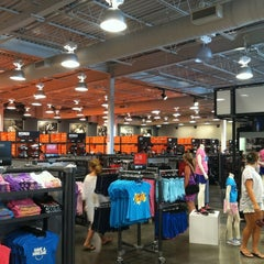 Photo taken at Nike Outlet Store by Joe C. on 7/1/2012
