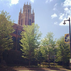 Photo taken at Marquette University by Father M. on 7/17/2012