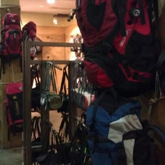Photo taken at Eiger Adventure Store by Domenico Adi N. on 6/29/2012