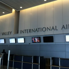 Photo taken at Lehigh Valley International Airport (ABE) by Jenny on 8/11/2012
